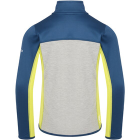 Dare 2b Exceed Core Stretch Chaqueta Niños, admiral blue/citron lime
